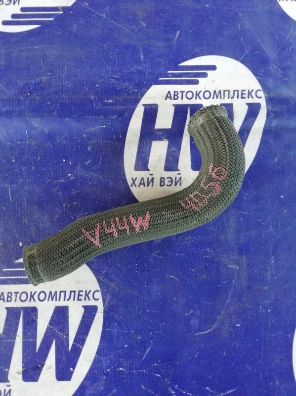 Патрубок интеркулера Mitsubishi Pajero V44 4D56 (б/у)