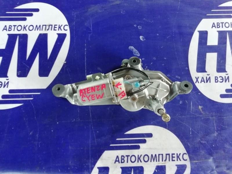 Моторчик заднего дворника Mazda Atenza GYEW LF (б/у)