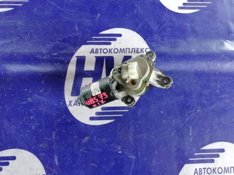 Мотор дворников Isuzu Bighorn UBS73GW 4JX1 (б/у)
