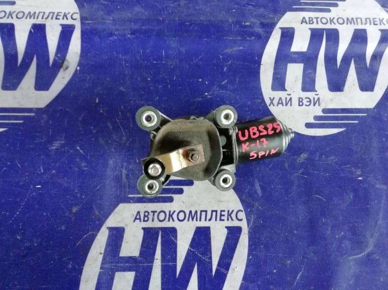Мотор дворников Isuzu Bighorn UBS25 6VD1 1993 (б/у)