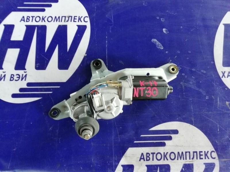 Моторчик заднего дворника Nissan X-Trail NT30 QR20 (б/у)