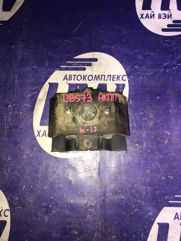 Подушка акпп Isuzu Bighorn UBS73GW 4JX1 (б/у)