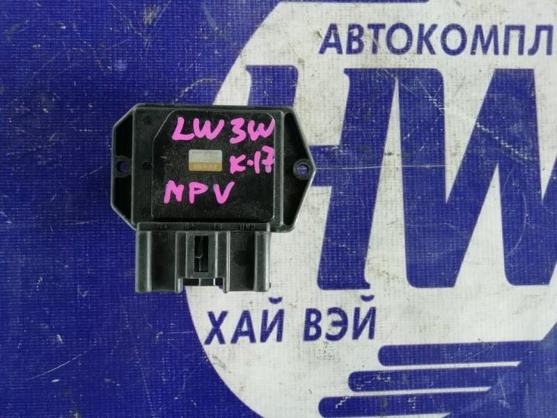 Реостат Mazda Mpv LW3W L3 (б/у)