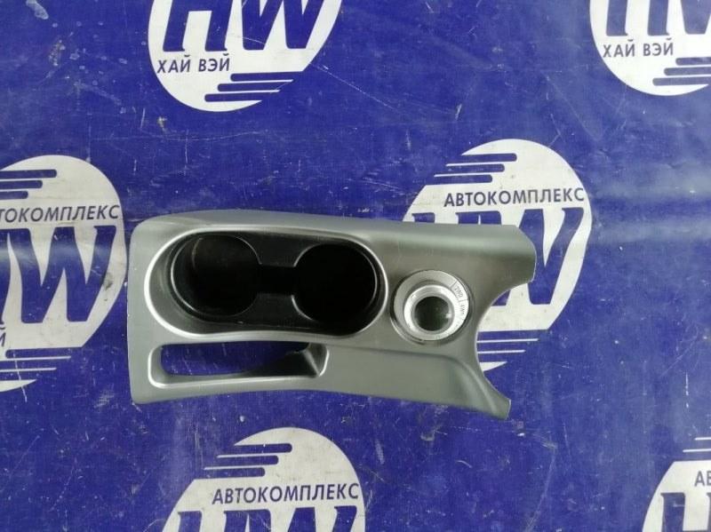 Консоль акпп Mitsubishi Outlander CW5W 4B12 (б/у)