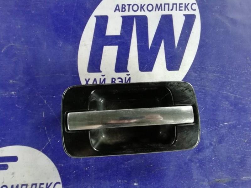 Ручка двери внешняя Isuzu Bighorn UBS25 6VD1 задняя правая (б/у)