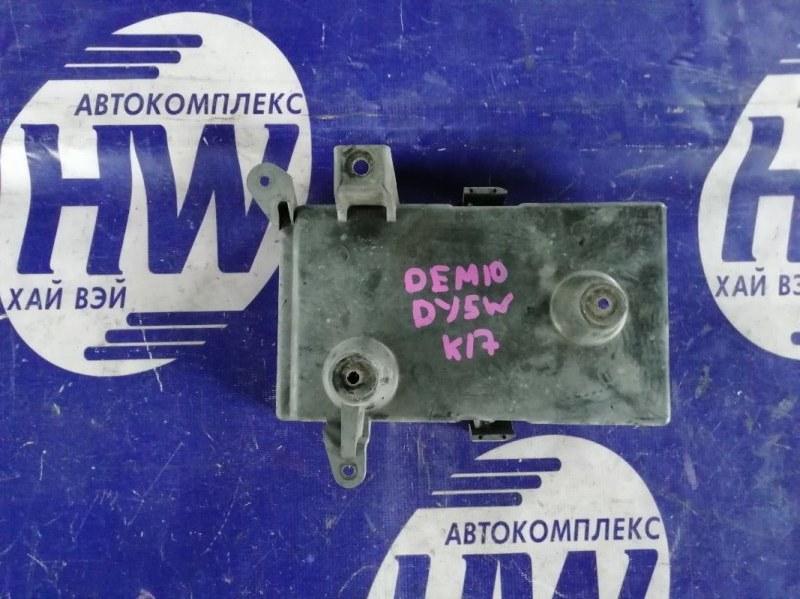 Подставка под аккумулятор Mazda Demio DY3W ZJ (б/у)