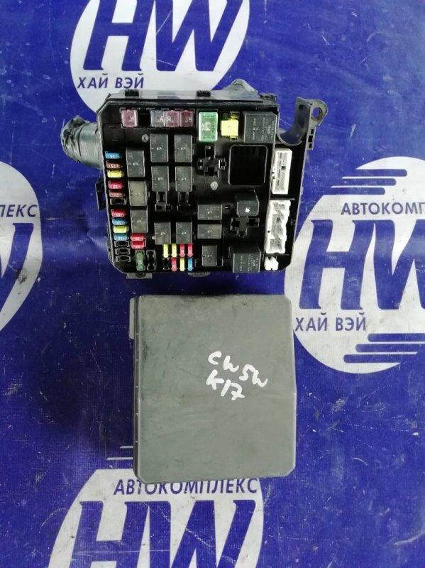 Блок предохранителей Mitsubishi Outlander CW5W 4B12 (б/у)