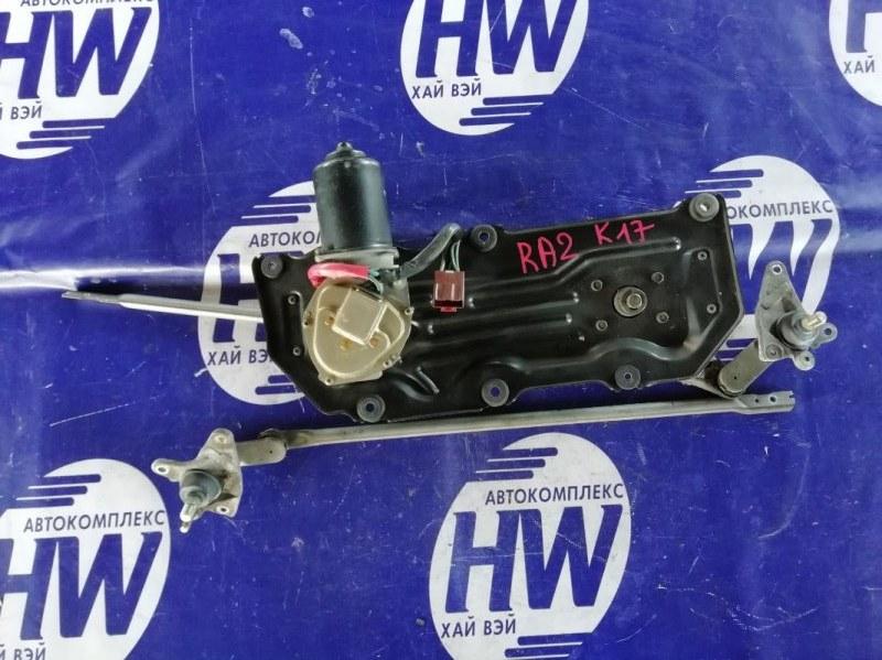 Трапеция дворников Honda Odyssey RA2 F22B (б/у)