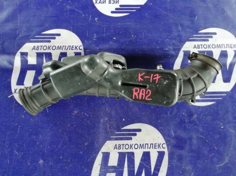 Патрубок воздушного фильтра Honda Odyssey RA2 F22B (б/у)