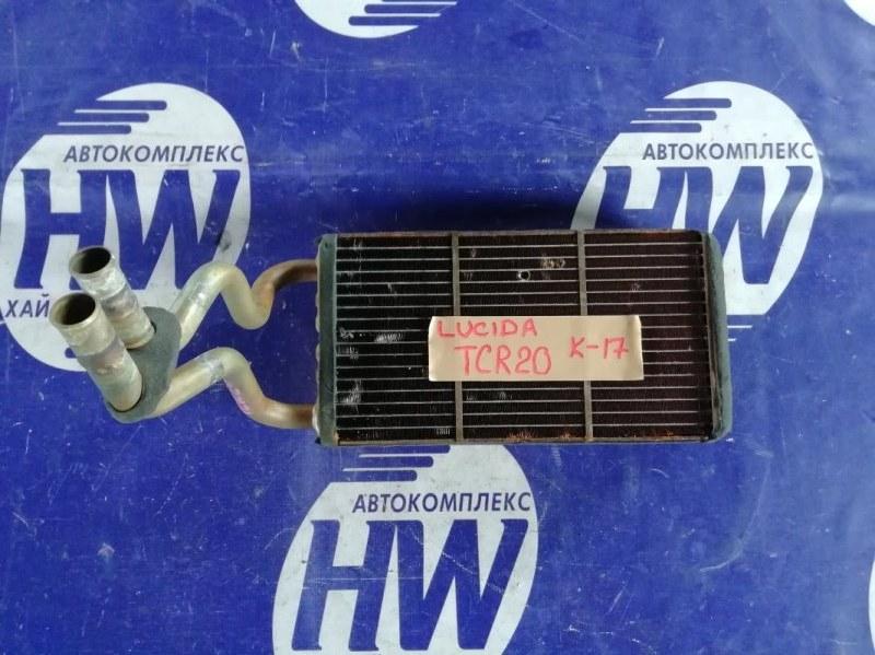 Радиатор печки Toyota Lucida TCR20 2TZ (б/у)