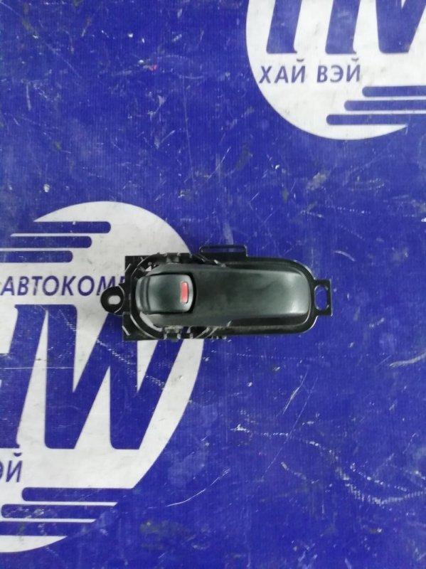 Ручка двери внутренняя Nissan Tiida C11 HR15 передняя правая (б/у)