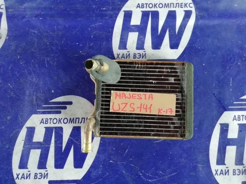 Радиатор печки Toyota Crown Majesta UZS141 1UZ (б/у)
