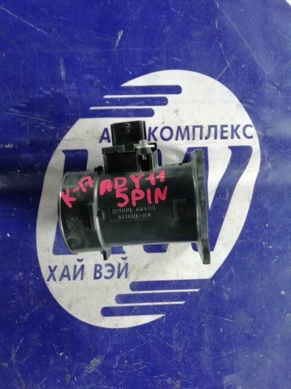 Датчик расхода воздуха Nissan Ad VFY11 QG15 2003 (б/у)