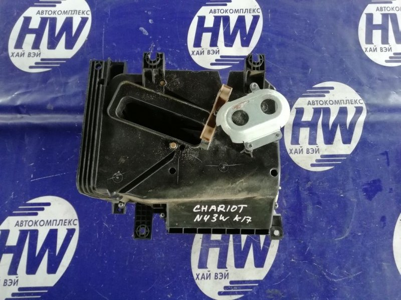 Корпус печки Mitsubishi Chariot N43W 4G63 (б/у)