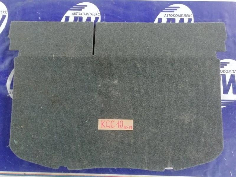 Коврик багажника Toyota Passo KGC10 1KR (б/у)