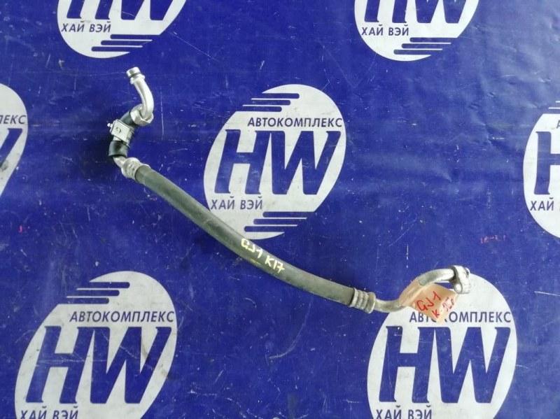 Шланг кондиционера Honda Airwave GJ1 L15A (б/у)