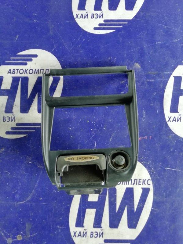 Консоль магнитофона Toyota Sprinter Carib AE115 7A 1997 (б/у)