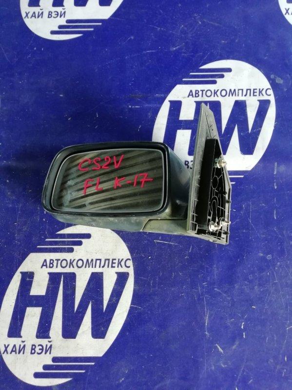 Зеркало Mitsubishi Lancer CS2V 4G15 левое (б/у)