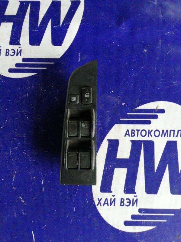 Блок упр. стеклоподъемниками Toyota Starlet EP82 4E передний правый (б/у)