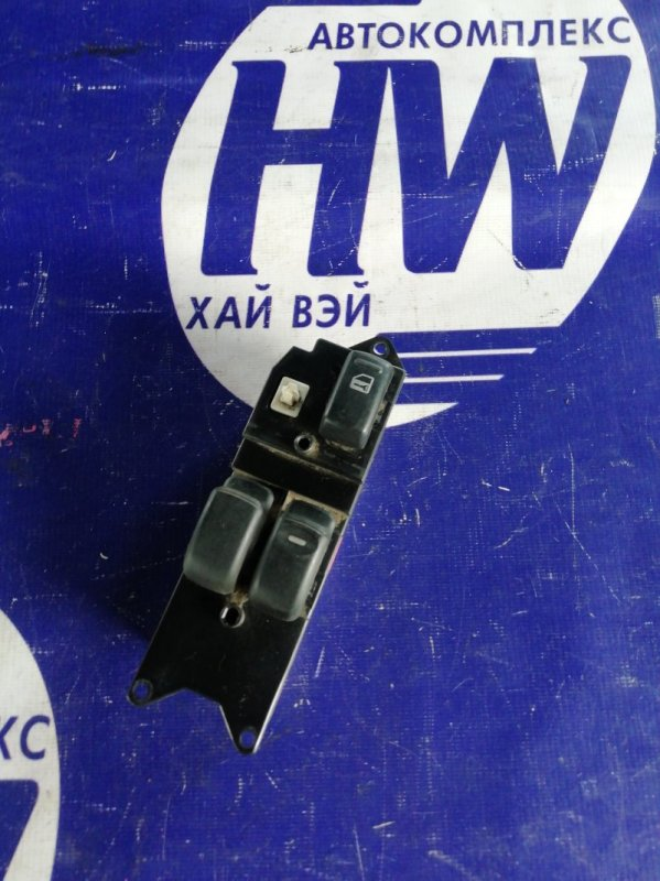 Блок упр. стеклоподъемниками Mitsubishi Delica PD8W 4M40 1996 передний правый (б/у)