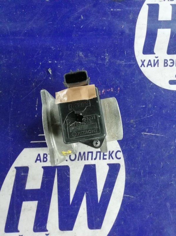 Датчик расхода воздуха Nissan Avenir PW10 SR20 (б/у)