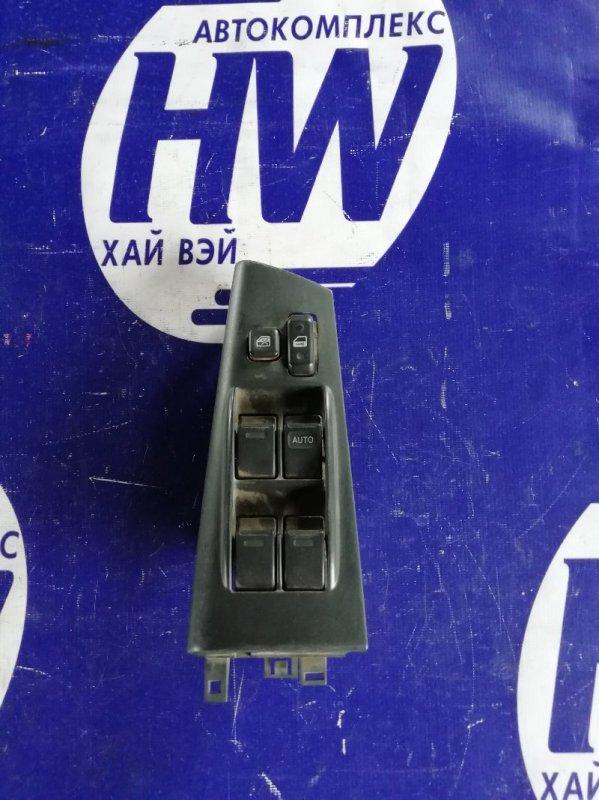 Блок упр. стеклоподъемниками Toyota Corolla NZE121 1NZ 2001 передний правый (б/у)
