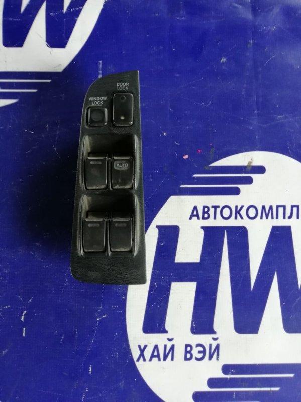 Блок упр. стеклоподъемниками Toyota Caldina ST191 3S передний правый (б/у)