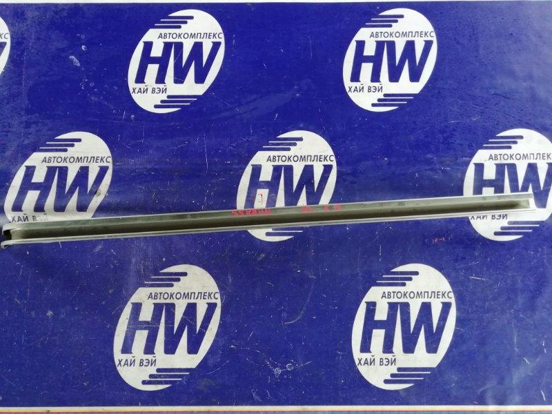 Полозья для сдвижной двери Nissan Vanette SS88HN F8 левая (б/у)