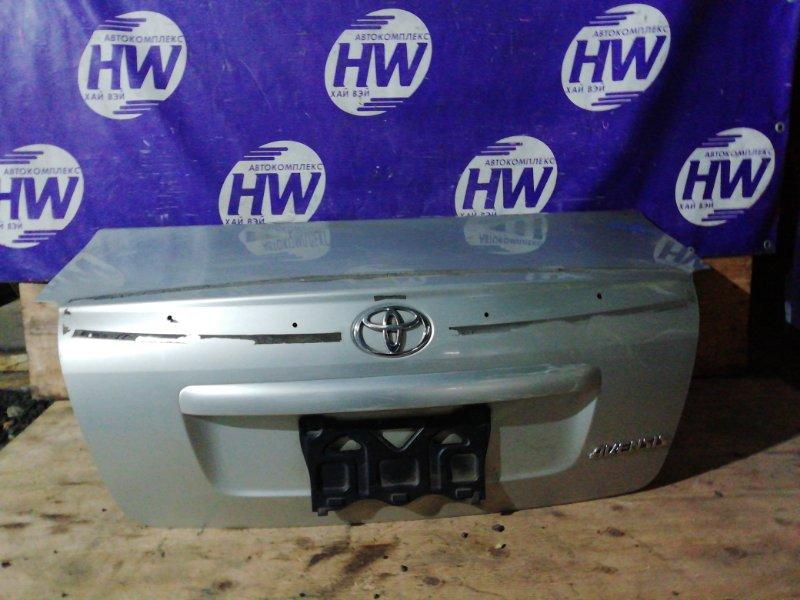 Крышка багажника Toyota Avensis AZT250 1AZ 2003 (б/у)