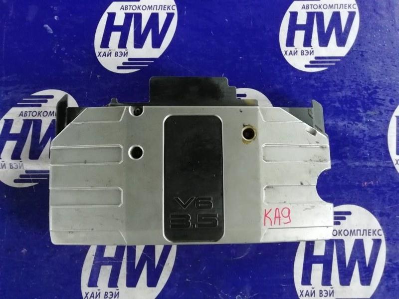 Декоративная крышка двс Honda Legend KA9 C35A (б/у)