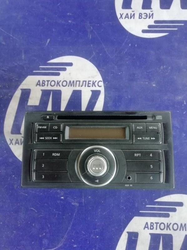 Магнитофон Nissan Juke YF15 HR15 (б/у)