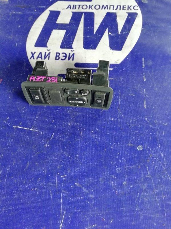Блок управления зеркалами Toyota Avensis AZT251 2AZFSE (б/у)