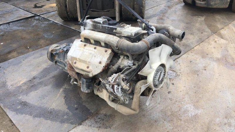 Двигатель Mitsubishi Canter FB511B 4M40 (б/у)