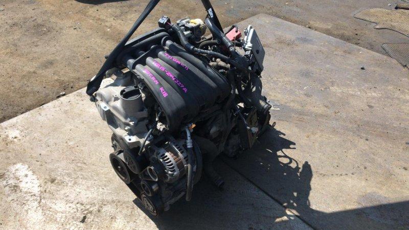 Двигатель Nissan Tiida C11 HR15 (б/у)