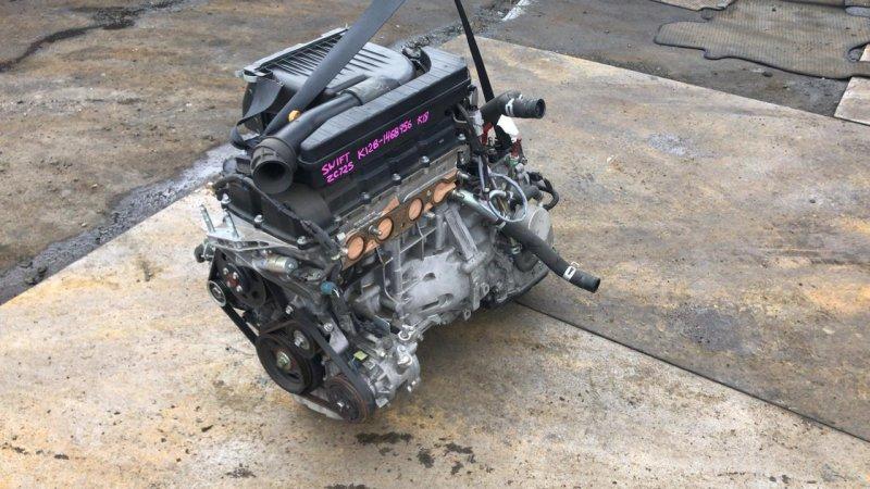 Двигатель Suzuki Swift ZC72S K12B 2012 (б/у)