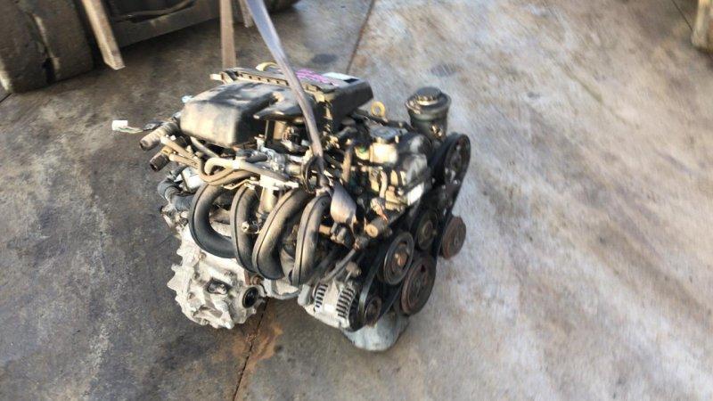 Двигатель Toyota Platz SCP11 1SZ 2001 (б/у)