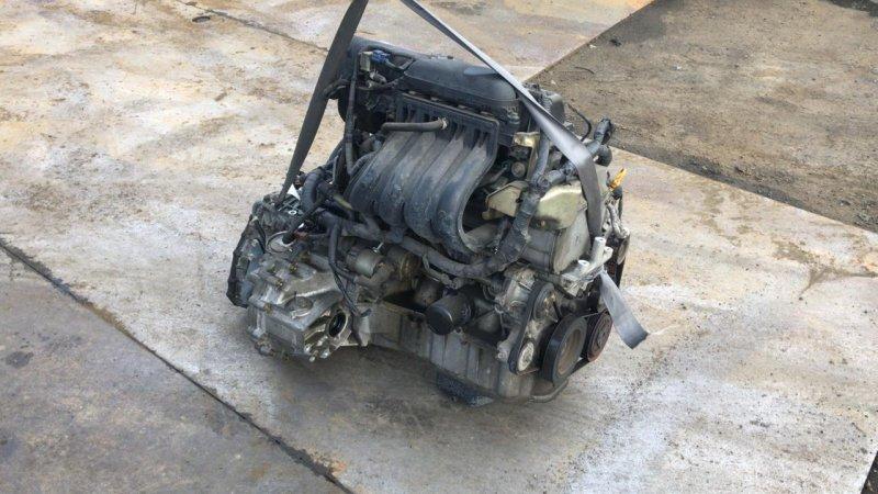 Двигатель Nissan Cube BGZ11 CR14 (б/у)