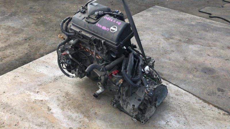 Автомат Nissan Cube BGZ11 CR14 (б/у)