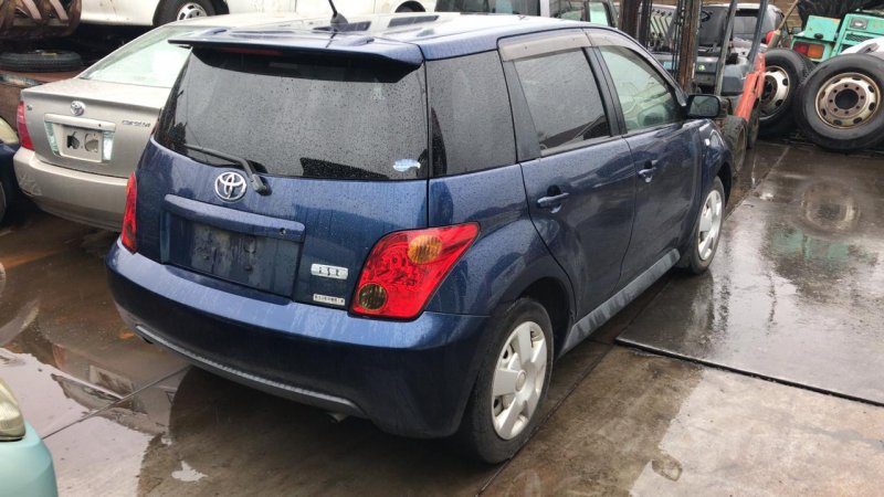 Дверь 5-я Toyota Ist NCP61 1NZ (б/у)