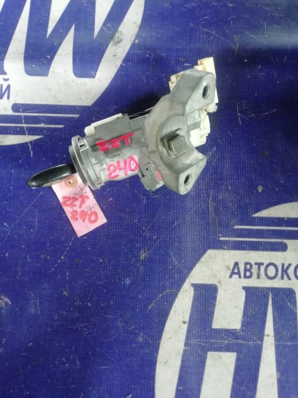 Замок зажигания Toyota Premio ZZT240 1ZZ 2003 (б/у)
