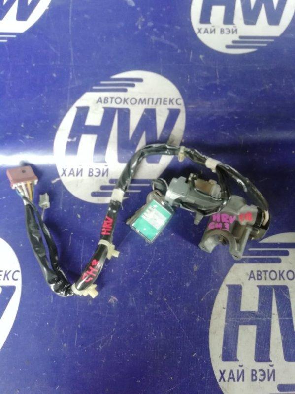Замок зажигания Honda Hr-V GH3 D16A 2003 (б/у)