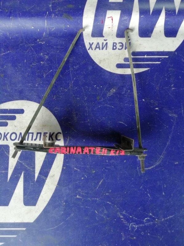 Крепление аккумулятора Toyota Carina AT211 7A 1999 (б/у)