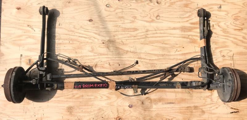 Балка со ступицами Toyota Raum EXZ10 5E (б/у)