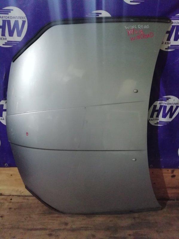 Капот Nissan Wingroad WFY11 QG15 2003 (б/у)