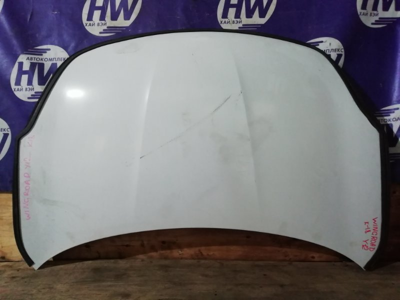 Капот Nissan Wingroad Y12 HR15 (б/у)