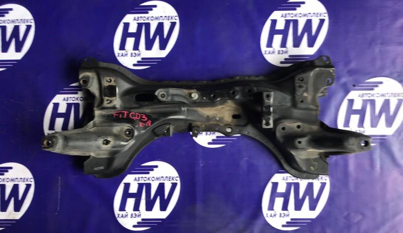 Балка под двс Honda Fit GD3 L13A (б/у)