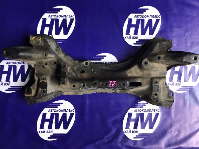 Балка под двс Honda Fit GD1 L13A 2001 (б/у)