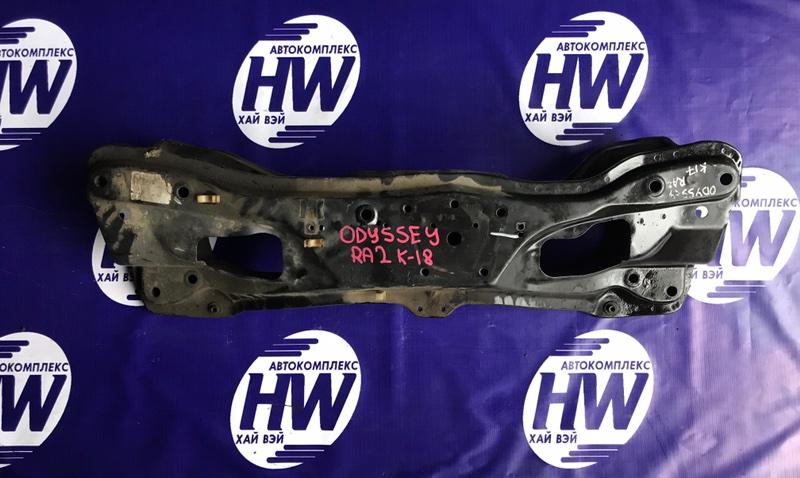 Балка под двс Honda Odyssey RA2 F22B (б/у)