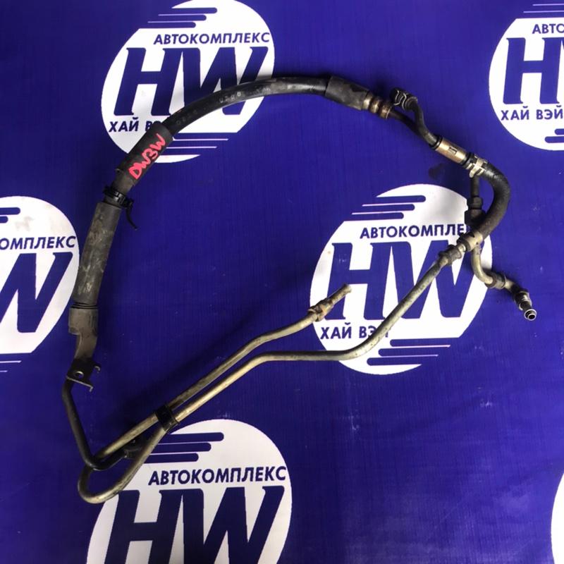 Шланг гидроусилителя Mazda Demio DW3W B3 2001 (б/у)