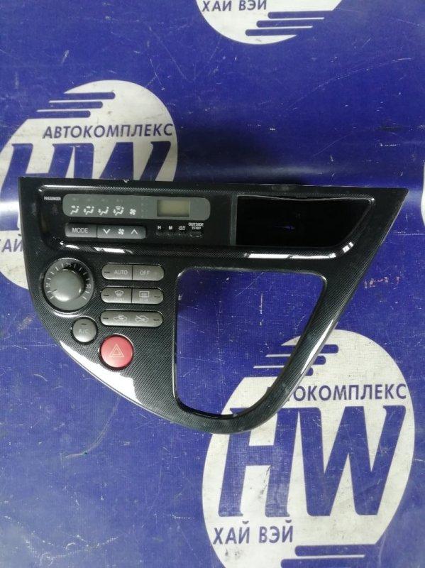 Климат-контроль Toyota Wish ZNE10 1ZZ 2003 (б/у)
